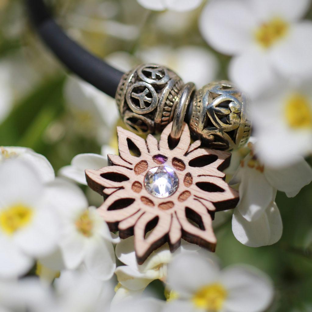 Bracciale-fiore